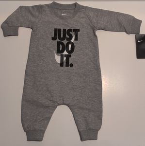 Baby Nike coverall